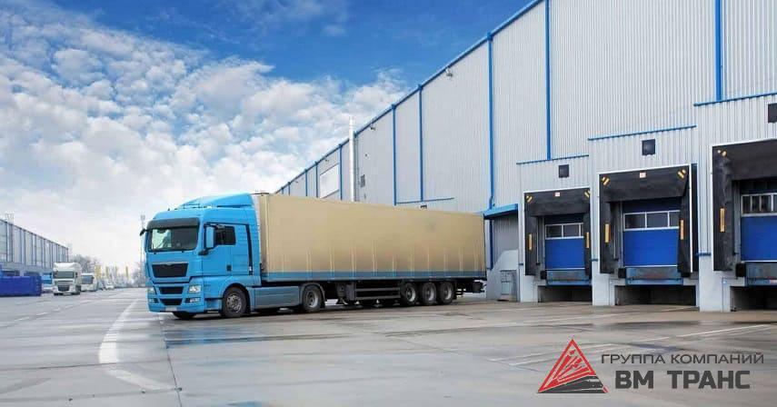 Доставка грузов в торговые сети в Курске